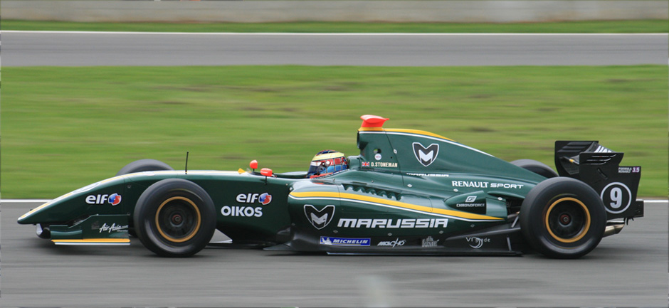 01/10/2010 – Dean to Make Renault World Series Debut with Lotus