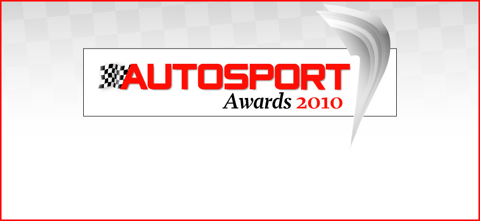 Dean nominated for Autosport Rookie Driver Award 2010