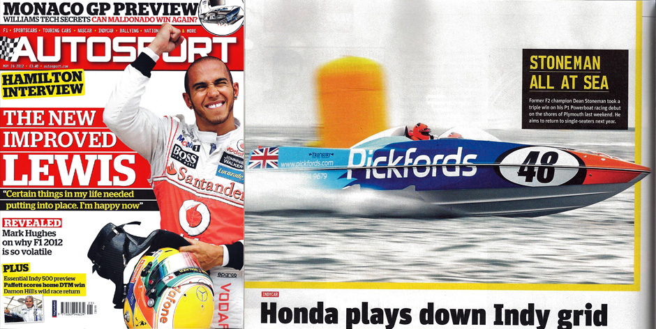 Autosport – 24th May 2012