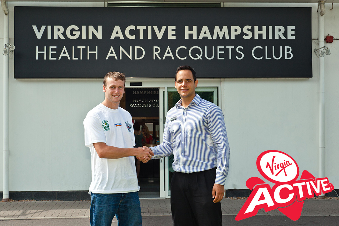 Stoneman Driven With Virgin Active Support