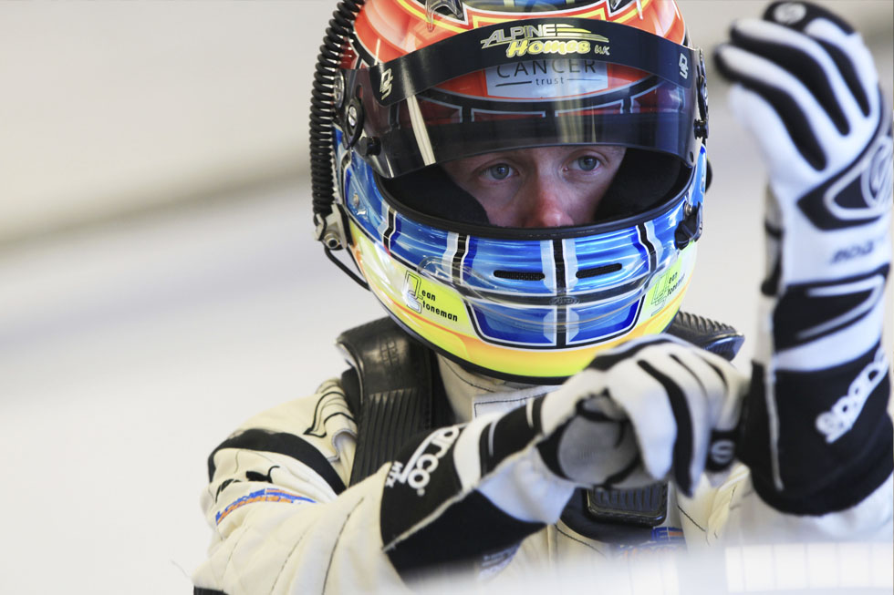 Stoneman Continues GP3 Development